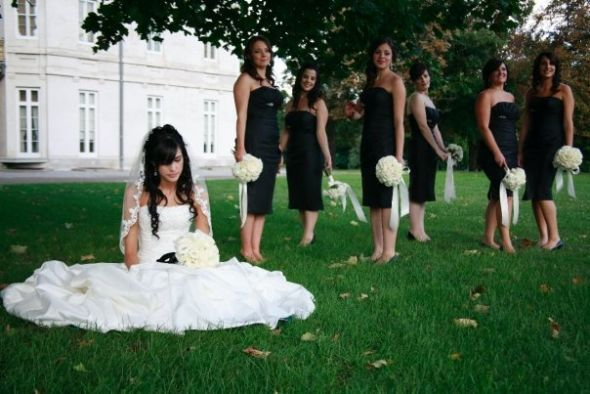 Fun Wedding Ideas Pinterest: Unique Group Poses For Wedding Party Photos : Wedding