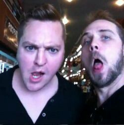 Martin and Simon ❤