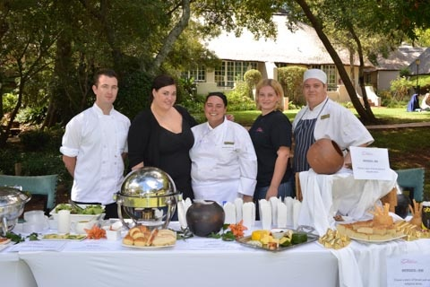 Mount Grace Executive Chef: Vasti Wilson partnering with Alida Ryder
