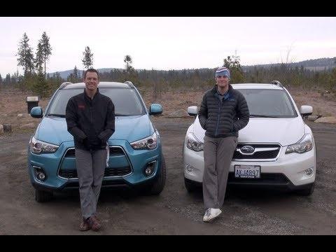 2013 Subaru XV Crosstrek vs 2013 Mitsubishi Outlander Sport