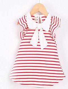 f7a9ec2ad Kids girls dress children 6-9-12 months 1-2-3 years old female baby baby  princess skirt cotton skirt