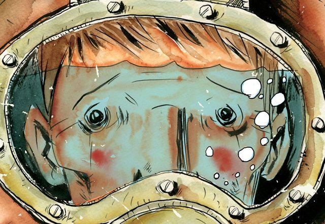 Ryan Gosling to Adapt Graphic Novel The Underwater Welder