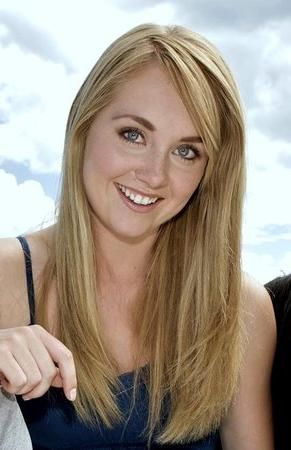 Amber Marshall.