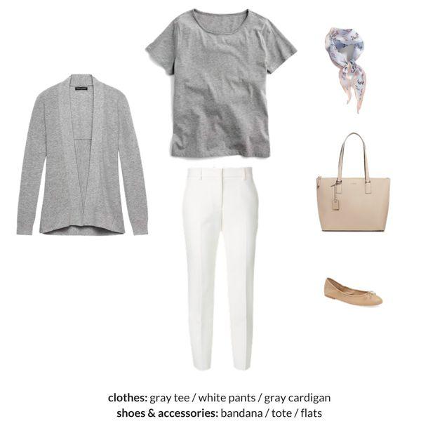 The French Minimalist Capsule Wardrobe: Spring 2018 CollectionWanda Williams