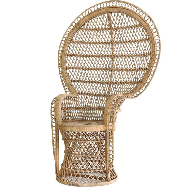 Classic Peacock Chair • WOO Design