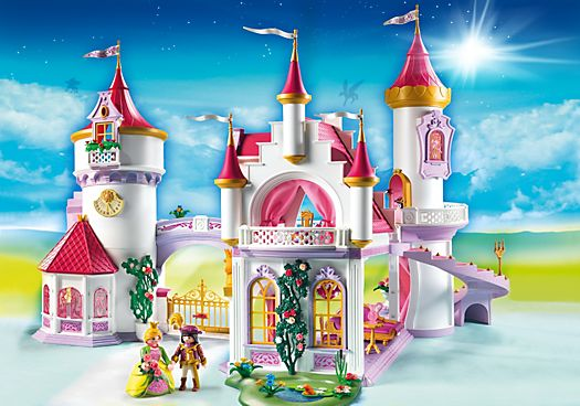 Princess Fantasy Castle - PM USA PLAYMOBIL® USA