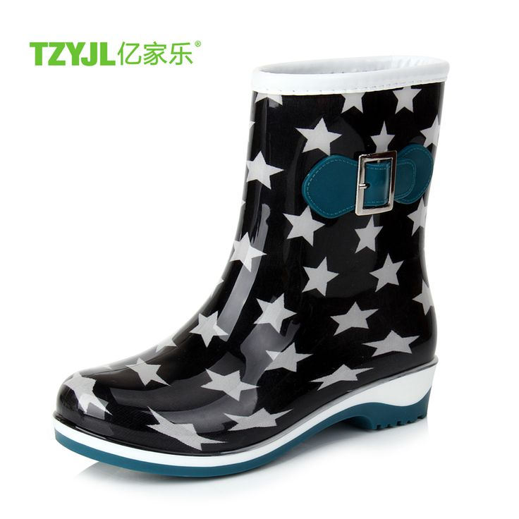 >> Click to Buy << 2016 New  ladies rubber Rainboots For Women Short Tube Rubber Boots For Overshoes Female Pure Color Shoes Tidal Water #Affiliate