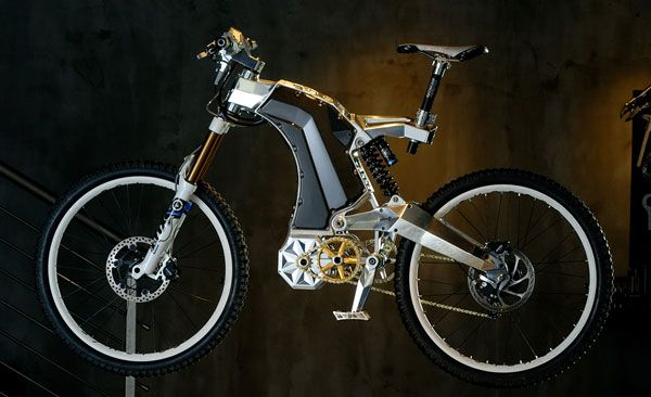 If Skynet Made Bikes, the M55 Hybrid Would be It