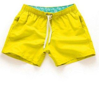 Pánské krátké moderní plavky žluté – pánské plavky + POŠTOVNÉ ZDARMA Na tento produkt se vztahuje nejen zajímavá sleva, ale také poštovné zdarma! Využij této výhodné nabídky a ušetři na poštovném, stejně jako to udělalo …