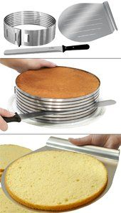 Golda's Kitchen • Bakeware, Cookware, and Cake Decorating Supplies.. I need this so bad! What a great gadget.