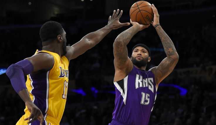NBA Trade Rumors: DeMarcus Cousins To Lakers, Julius Randle To Kings, Rudy Gay…