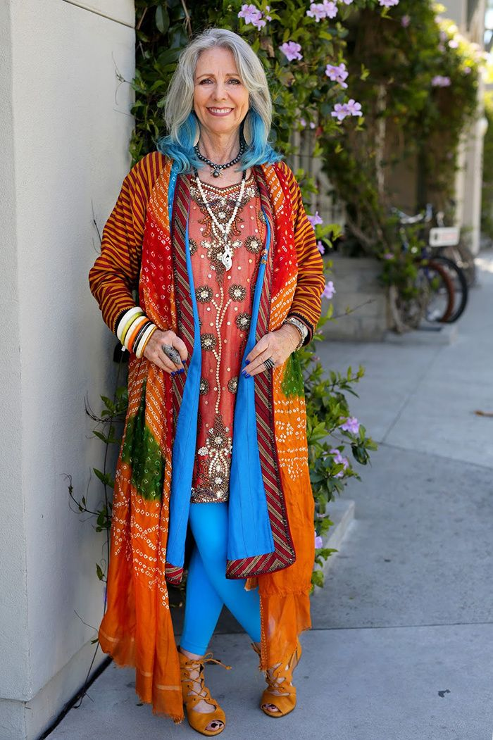 17 best images about bohemian clothes for an older woman