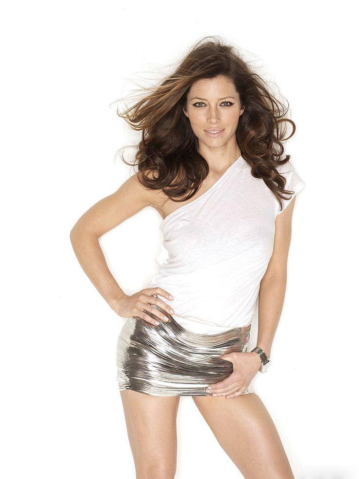Джессика Бил — Фотосессия для «Glamour» 2010 – 23