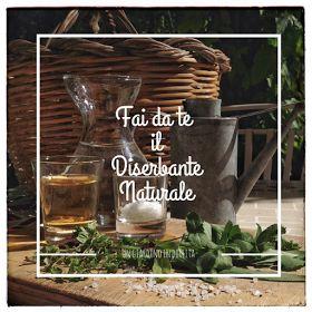 diserbante naturale fai da te - un giardino in diretta