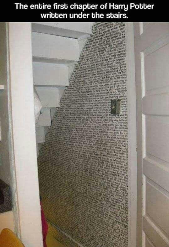 Oooooo, I should do this with my new Harry Potter closet ❤❤❤