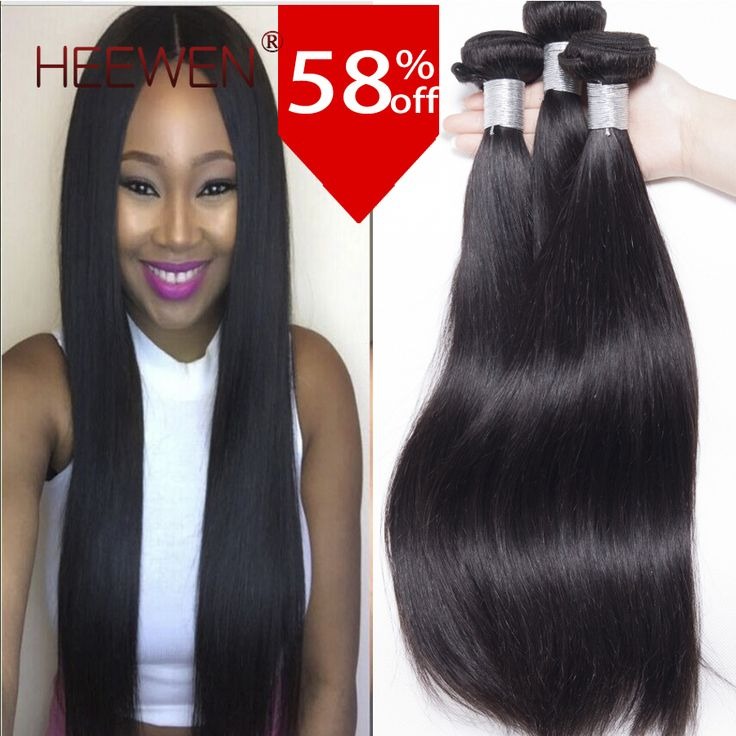 Hair Weaving Peruvian Virgin Hair Straight 3PCS Rosa Hair Products 7A Unprocessed Peruvian Straight Virgin Hair  Human Hair Weaves Bundles * AliExpress Affiliate's Pin. Clicking on the image will lead you to find similar product