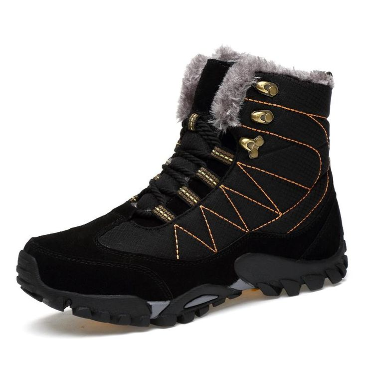 Be effective with this product Hot Sale Winter M... and stop doubting yourself, see it on Costbuys http://www.costbuys.com/products/hot-sale-winter-mens-hiking-boots-trekking-sneaker-with-fur-warm-mountain-boots-black-brown-mens-walking-shoes-outdoor?utm_campaign=social_autopilot&utm_source=pin&utm_medium=pin