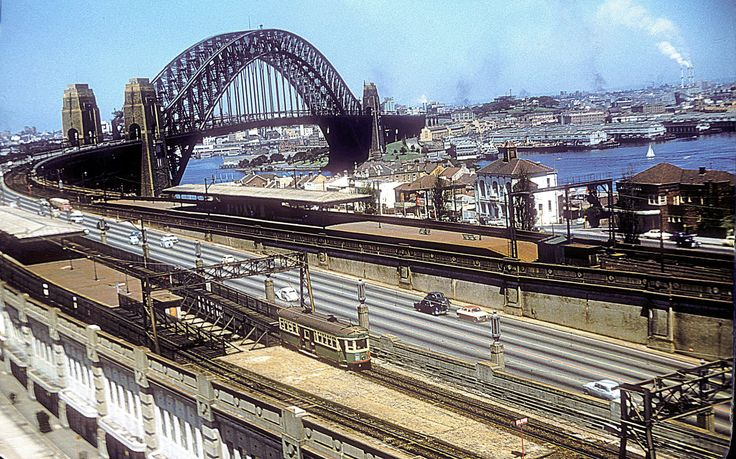 Sydney Trams habour bridge - Yahoo Image Search Results