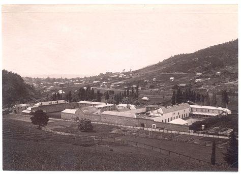 Cascades Female Factory - 1882