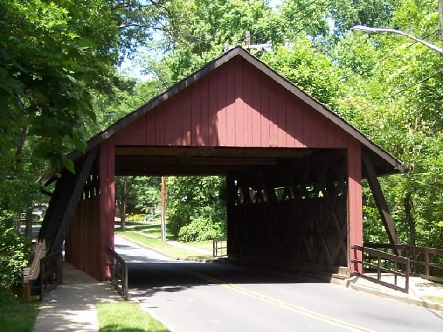 17 best images about covered bridges nj on pinterest