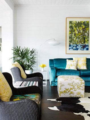 I love the shape of these chairs. seen before in Shannon Fricke's home in white. Shannonfricke.com.au - binna burra house