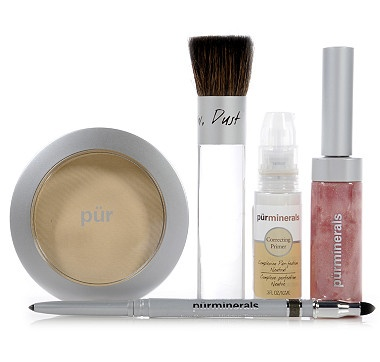 Pur Minerals Natural Beauty Collection includes everything you need to get gorgeous fast! #ilovetoshop