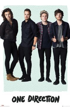 One Direction Mint - Official Poster