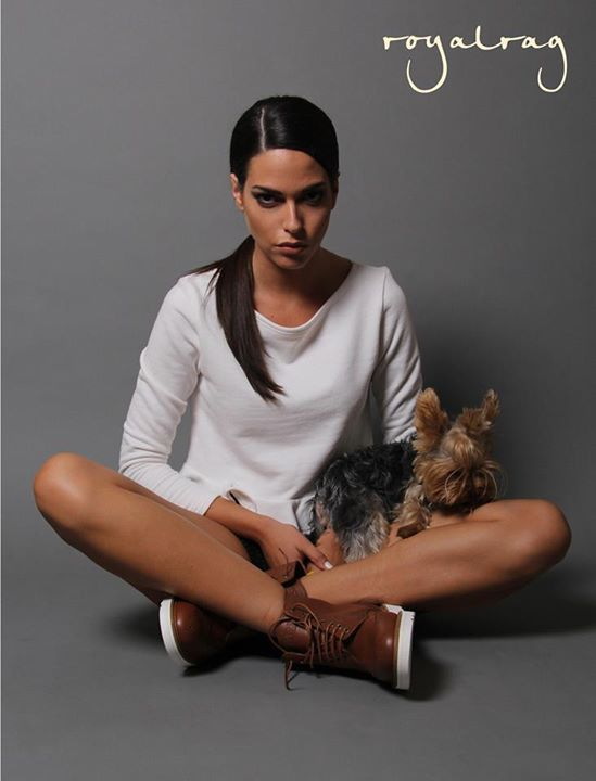 Ismini Dafopoulou & Goofy for Royal Rag #royalrag #newcollection #aw1415