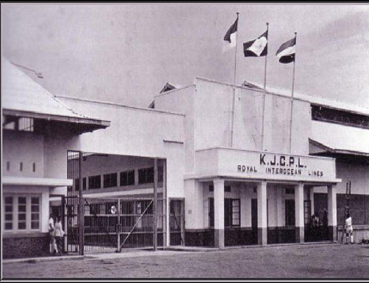 Tanjung Perak Surabaya 1942
