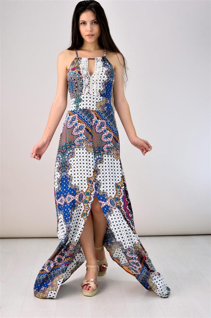 Potre – Maxi φόρεμα