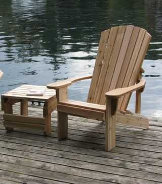 Kingcord Hammocks: Muskoka Chair: Solid and Durable; Comfortable and Relaxing