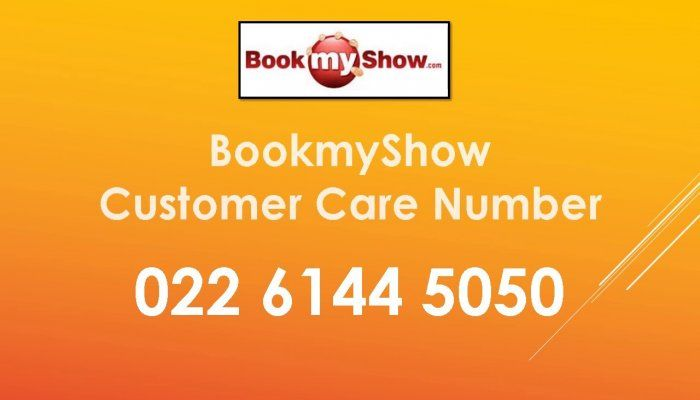 Bookmyshow Customer Care Toll Free Bookmyshow Contact Number