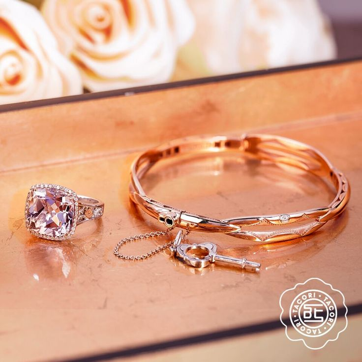 I want this bracelet on my wedding day! ♥ Summer of Love. #Tacori Promise Bracelet