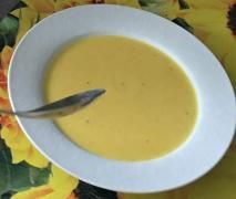 Mango-Curry-Suppe