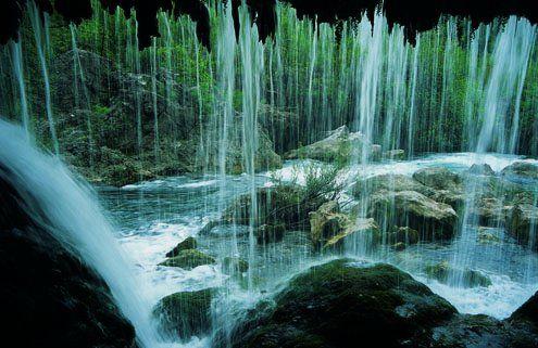 Cetina River, Dalmatia - Croatia