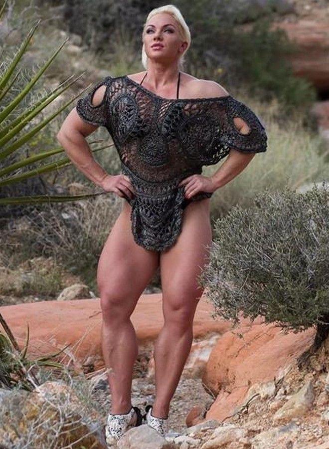 Voici Natalya Romashko Gairy, cette ravissante culturiste est d'origine…
