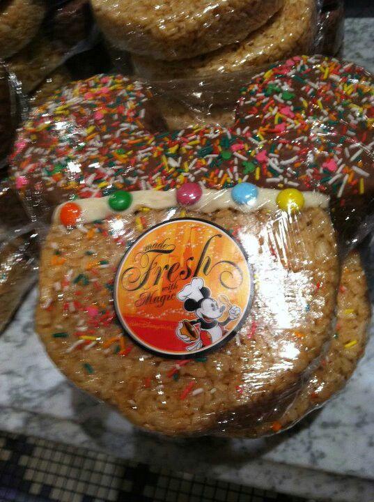 82 Best Disney Rice Krispy Treats Images On Pinterest