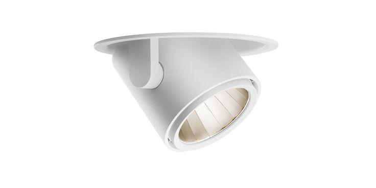LOBU a incasso o su binario? Scoprite il nuovo proiettore #LED di Oktalite #illuminazione #retail #fashion #food