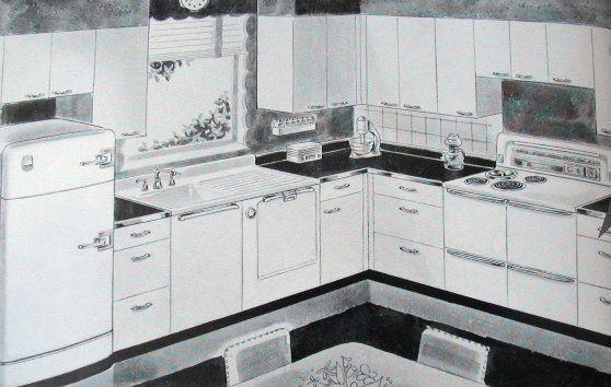1947 HOTPOINT HOME APPLIANCES Catalog~ Kitchens Refrigerators Range Washer Dryer in Books, Catalogs, Other Catalogs | eBay