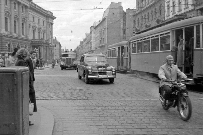 1956 autói