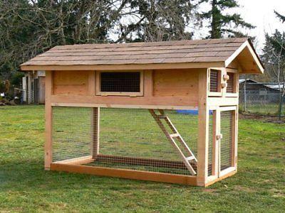 Chicken Coop Plan 5 | eBay