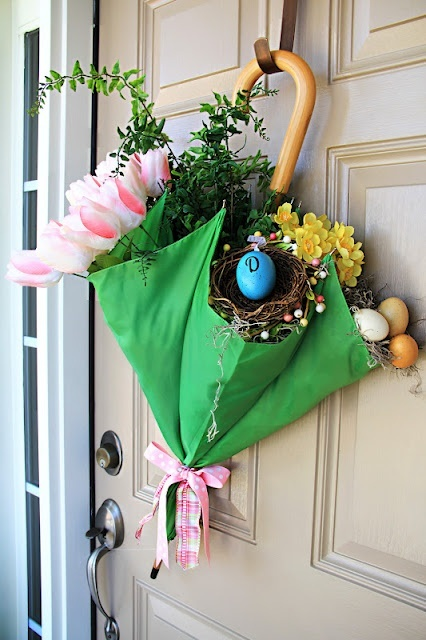 Door Decor-Cute for St. Patricks Day and Easter