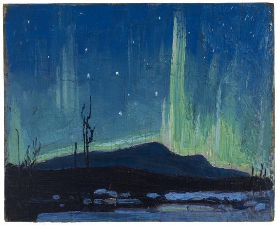 Tom Thomson - Northern Lights