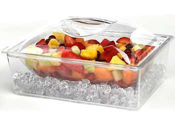 This Chiller Container Offers A Compartment To Place Ice In Order Keep Your Food C My Wish List Beall S Pinte