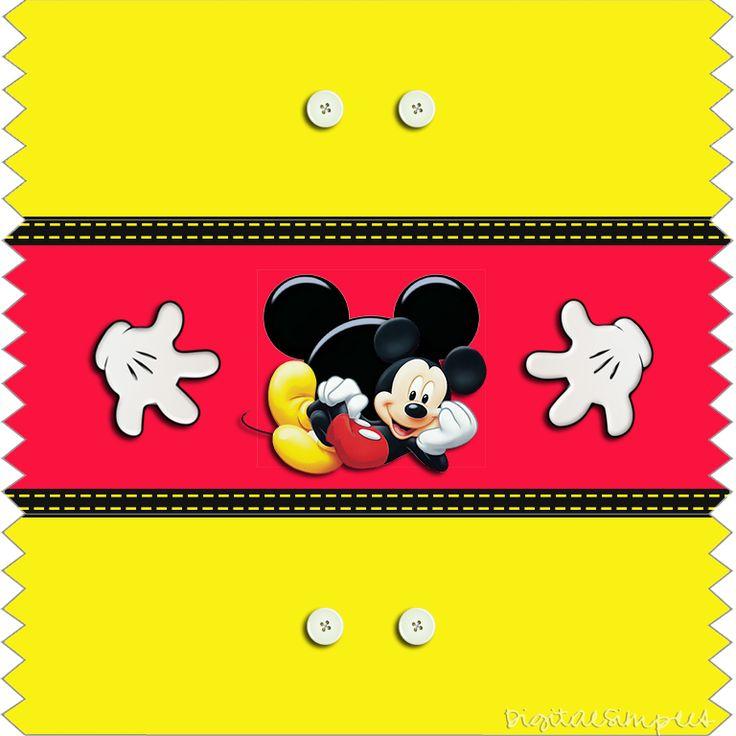 cute-mickey-free-printable-kit-004.png (768×768)