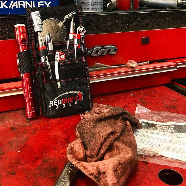 Keep your small tools safe organized and always within reach#redshift    #snapon #tools #innovation #redshift #mechanics #engine #superstreet #mitsubishievo #240sx #mechanic #honda #ford #dodge #diesel #toolholster #carmodified #vw #skyline #grease