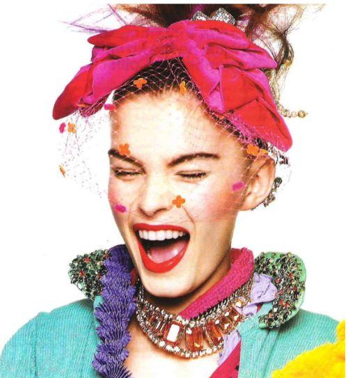 ZsaZsa Bellagio – Like No Other: Color Me Happy