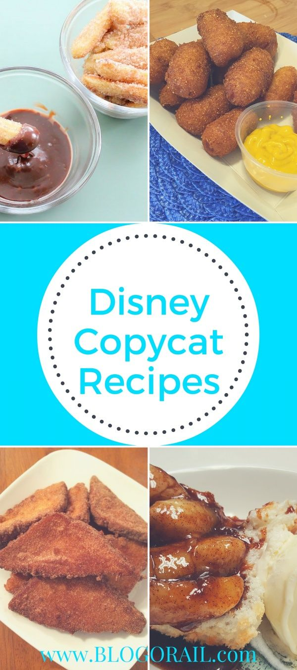 193 best Disney Recipes images by Melissa Hall on Pinterest ...