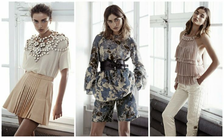 Haute So Fabulous: Obsessed With Chic: The H&M Conscious Party Collection