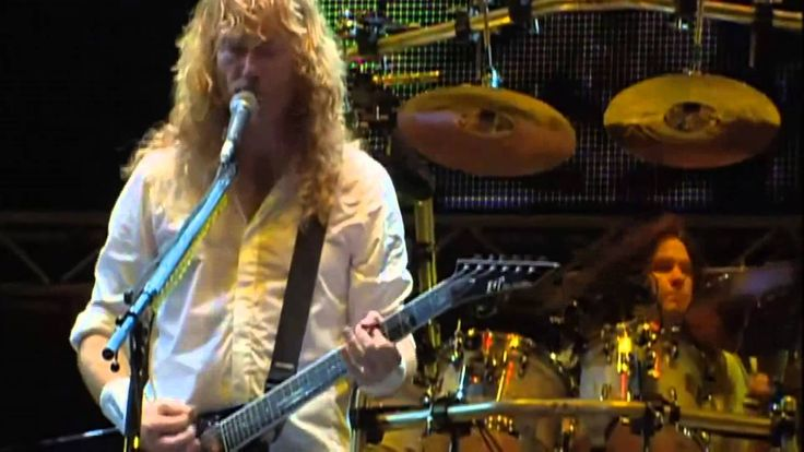Megadeth - Symphony of Destruction (Live That One Night: Argentina Bueno...